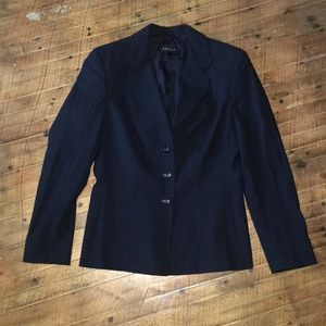 Escada 36 vintage blazer with shoulder pads